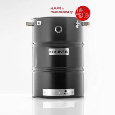 De KLAUWE Original, the bbq & smoking drum