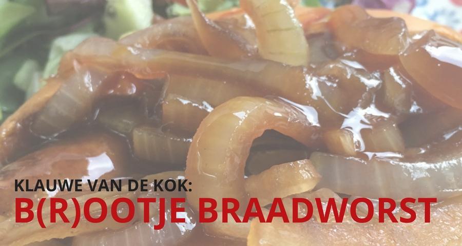 Recept B(r)ootje braadworst