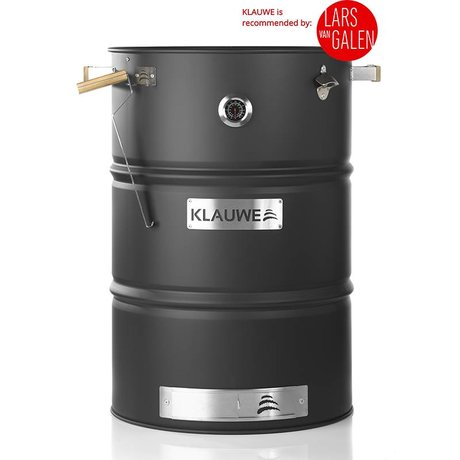 De KLAUWE Premium, the bbq & smoking drum