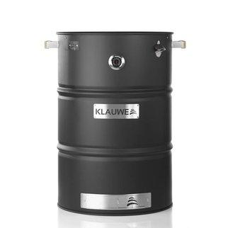 Der KLAUWE Basic, the bbq & smoking drum