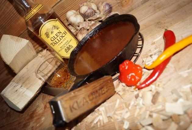 Whisky Barbecuesaus