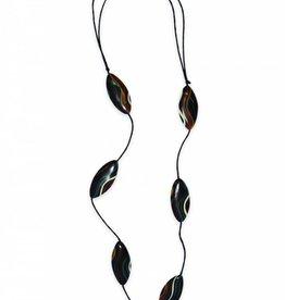 Halsketting NA/MANTRA Namaste collectie