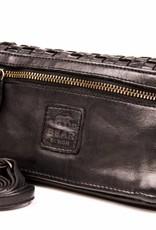 Bear design leren portemonnee - schoudertasje CL 13995