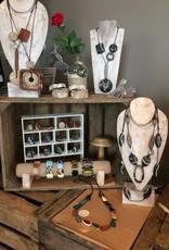 Halsketting NA/ULA Namaste collectie