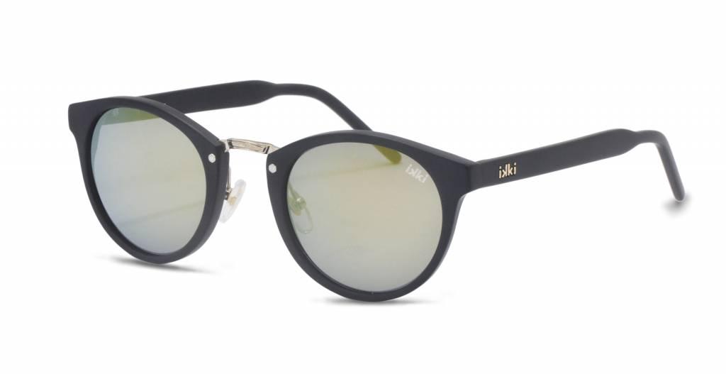 IKKI zonnebril Rosie black/flash green  37-5