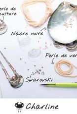NIEUW Franck Herval oorbellen collectie Charline