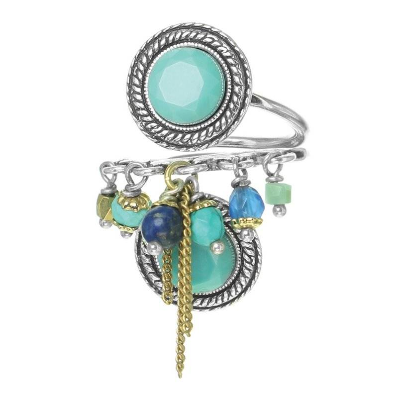 Franck Herval ring collectie Luce