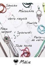 NIEUW Franck Herval oorbellen collectie Melie