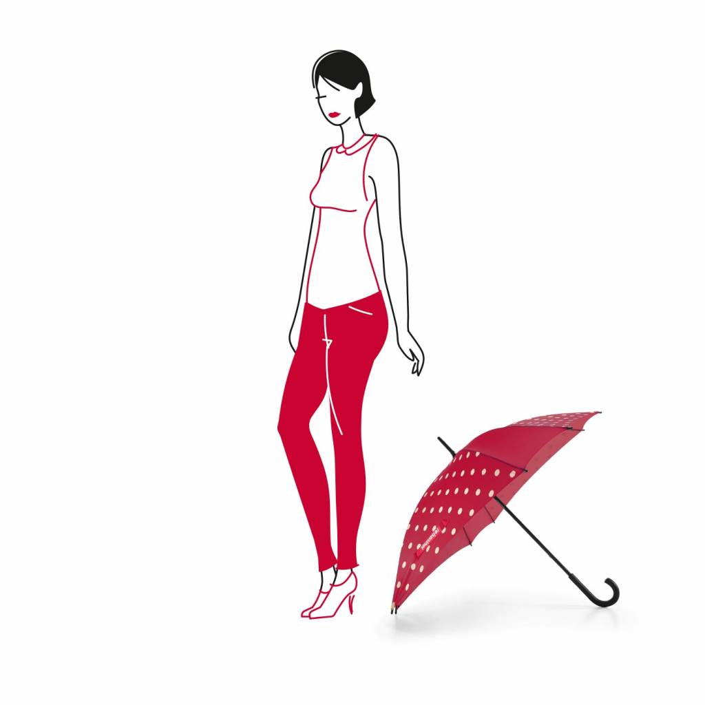 umbrella ruby dots Reisenthel