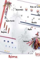 Uitverkoop Franck Herval oorbellen collectie Paloma
