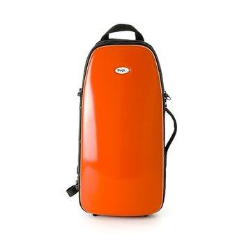 BAGS Trompetenkoffer (Perinet) – Farbe: orange glänzend