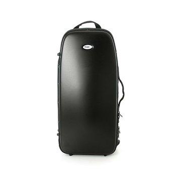 BAGS Altsaxophonkoffer – Farbe: schwarz matt