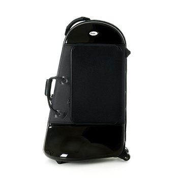 BAGS Euphonium Formkoffer – Farbe: schwarz glänzend