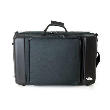 BAGS 4er Trompetenkoffer (Perinet/Zylinder) – Farbe: schwarz matt