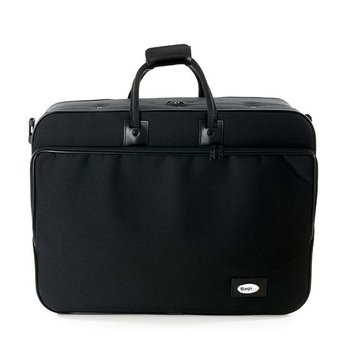BAGS 2er Tro+Flgh-Koffer (Zylinder) – Farbe: schwarz