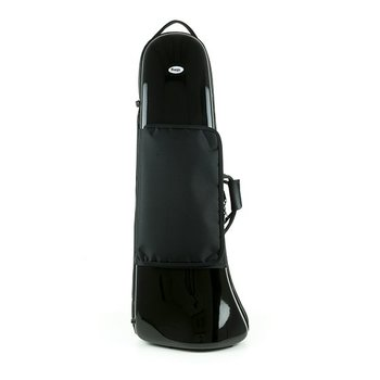 BAGS Bassposaunen Formkoffer – Zug 84 – Ø 27 – Farbe: schwarz glänzend