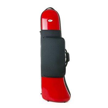 BAGS Posaunen Formkoffer – Zug 84 – Ø 21 – Farbe: rot glänzend