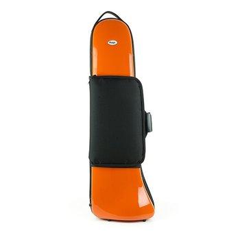 BAGS Posaunen Formkoffer – Zug 84 – Ø 21 – Farbe: orange glänzend