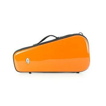 BAGS Trompeten Formkoffer (Perinet) – Farbe: orange glänzend