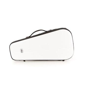 BAGS Trompeten Formkoffer (Perinet) – Farbe: weiß glänzend