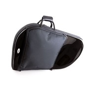 BAGS Waldhorn Formkoffer – fester Becher – Farbe: schwarz glänzend