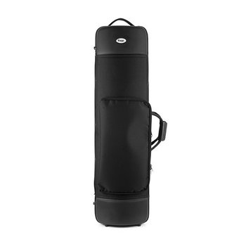 BAGS 2er Posaunen Formkoffer (Alt+Tenor) – Farbe: schwarz matt