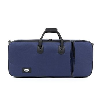BAGS Altsaxophonkoffer – Farbe: blau