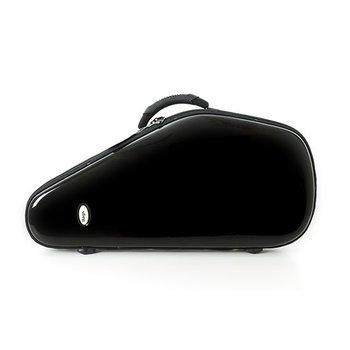 BAGS Altsaxophon Formkoffer – Farbe: schwarz glänzend