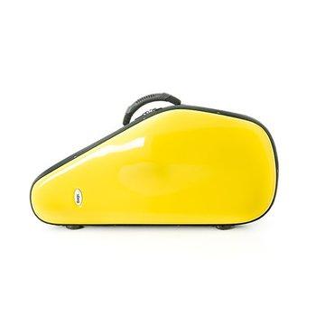 BAGS Altsaxophon Formkoffer – Farbe: gelb glänzend