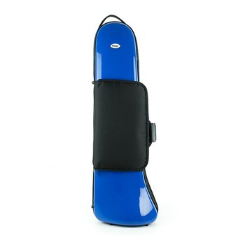 BAGS Posaunen Formkoffer – Zug 84 – Ø 24 – Farbe: blau glänzend