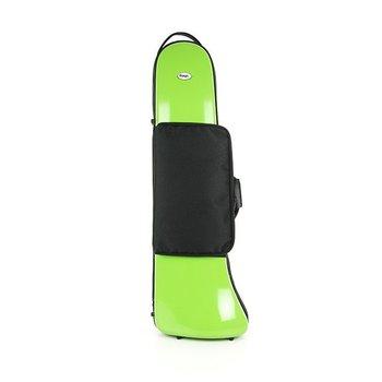 BAGS Posaunen Formkoffer – Zug 84 – Ø 21 – Farbe: grün glänzend