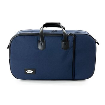 BAGS Trompetenkoffer (Zylinder) – Farbe: blau