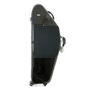 BAGS Baritonsaxophon Formkoffer – TiefA/B – Farbe: schwarz glänzend