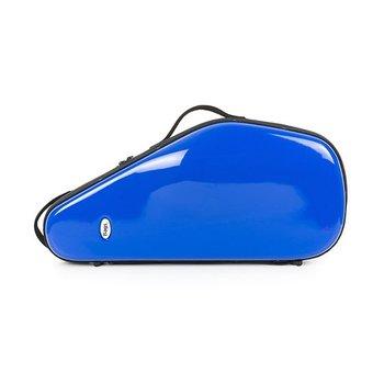 BAGS Altsaxophon Formkoffer – Farbe: blau glänzend