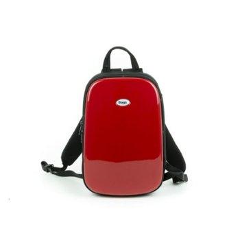 BAGS Klarinettenkoffer (B-Klarinette) – Farbe: rot glänzend – deutsches System