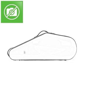 BAGS Tenorsaxophon Formkoffer – Farbe: grün glänzend