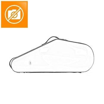 BAGS Tenorsaxophon Formkoffer – Farbe: orange glänzend