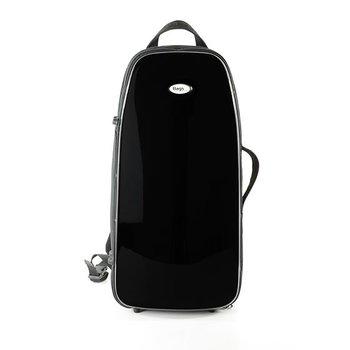 BAGS Trompetenkoffer (Perinet) – Farbe: schwarz glänzend