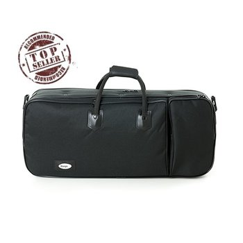 BAGS Altsaxophonkoffer – Farbe: schwarz