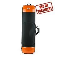 BAGS 2er Posaunen Formkoffer (Alt+Tenor) – Farbe: orange glänzend