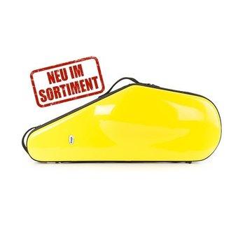 BAGS Tenorsaxophon Formkoffer – Farbe: gelb glänzend