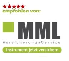 MML Instrumentenversicherung - Baritonsaxophon versichern