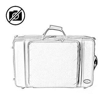 BAGS 4er Trompetenkoffer - GFK - Perinet/Zylinder - [ormt)