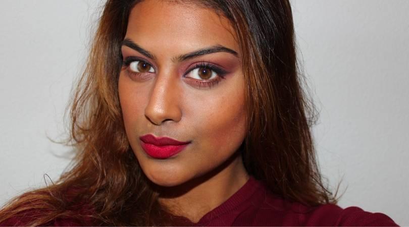 Manisha maakt een herfstlook