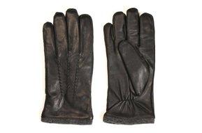 Handschoenen - Zwart Leer
