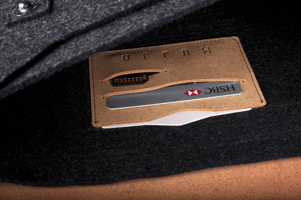 "Mujjo Mujjo 15"" MacBook Pro Retina Sleeve Bruin"