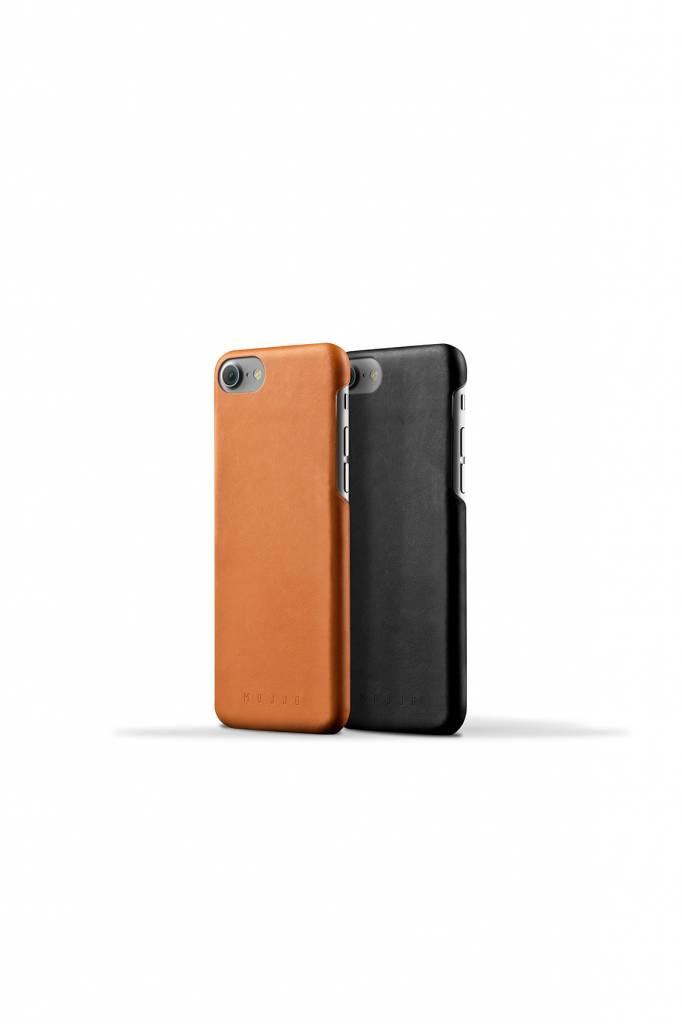 Mujjo Mujjo Case Leren Hoesje voor iPhone 7 Zwart