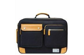 Venque Briefpack XL Laptoptas Zwart