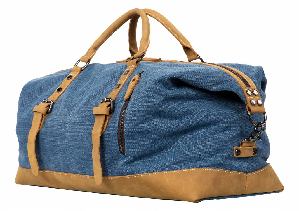 Nuts & Noble Nuts & Noble Quest Weekendtas Denim Blue
