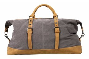 Nuts & Noble Quest Weekendtas Charcoal Grey